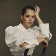 """Die 37 Jahre alte Schauspielerin Felicity Jones war mit """"Die Entdeckung der Unendlichkeit"""" für einen Oscar nominiert"""