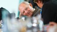 Erwartet Mehreinnahmen für den Fiskus: Bundesfinanzminister Wolfgang Schäuble