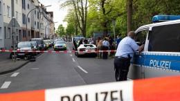 Zwei Rocker in Köln niedergeschossen