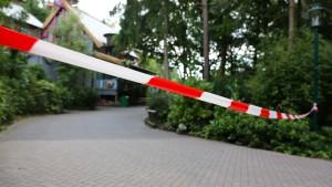 Tödlicher Unfall in Freizeitpark
