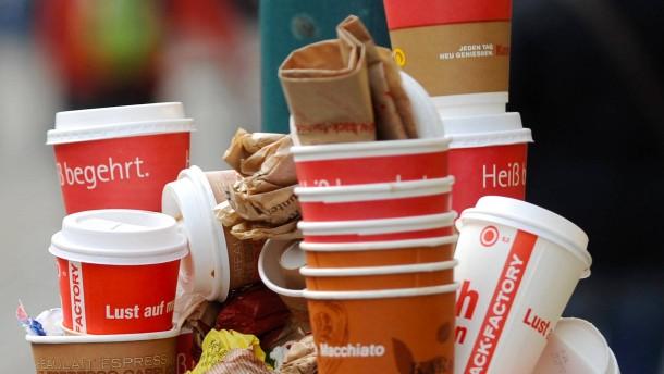 Städte wollen ihre Müllberge schrumpfen