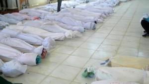 116 Tote Zivilisten - UN-Sicherheitsrat berät