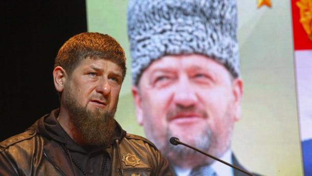 """Ramsan Kadyrow hält Corona-Patienten für """"Terroristen"""""""