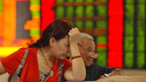 Chinas Zentralbank senkt den Zins