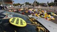 86 Tote bei Anschlag auf Demonstranten in Ankara