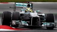 Wie gut ist das Auto wirklich? Nico Rosberg wird es in Australien erfahren
