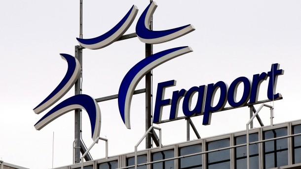 1600 Fraport-Beschäftigte wollen mit Abfindungen gehen