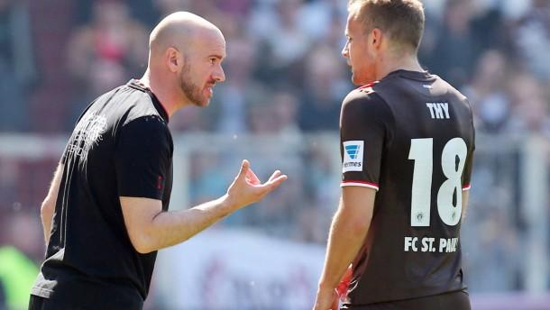 FC St. Pauli verspielt seine letzte Chance