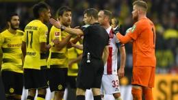 Dortmunder Gala mit Nachspiel