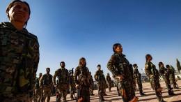 Assads Armee soll Kurden gegen Türkei unterstützen