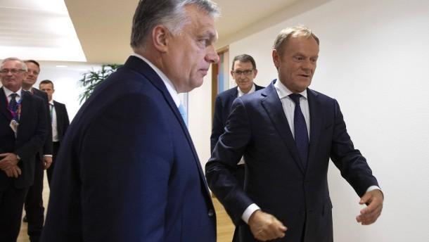 Keine Mehrheit für Fidesz-Ausschluss