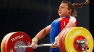 Russische Gewichtheber werden von Olympia ausgeschlossen