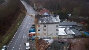 Fünf Todesopfer bei Brand vermutlich alle aus Polen
