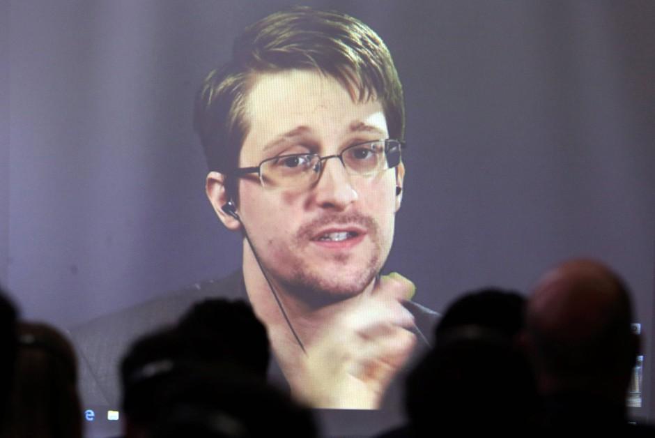 Edward Snowden Aktuell