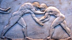 Odysseus löst' ihm die Glieder
