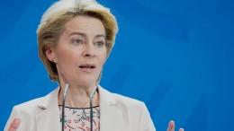 """Neues EU-Migrationspakt """"mit humanem Ansatz"""""""