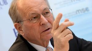 Ischinger: Das ist eine Schande für Europa