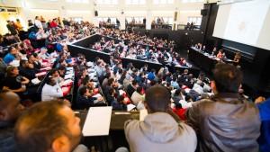 Der steinige Weg der Flüchtlinge an die Hochschulen