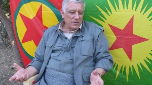 Kurde gegen Kurde