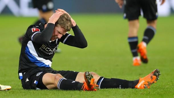 Bielefeld verliert durch ein spätes Gegentor