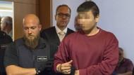 Prozess um Mord an Freiburger Studentin