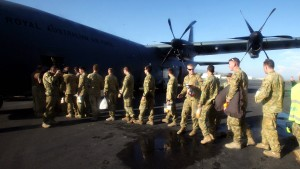 Australia's UN peacekeeping force leaving East Timor