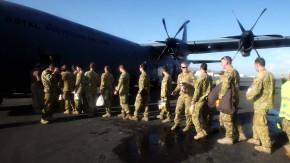 Australia's UN peacekeeping force leaving East Timor