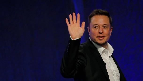 Elon Musk verabschiedet sich von Twitter