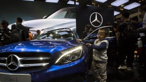 China wirft Mercedes Preismanipulation vor