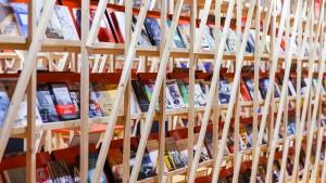 Bücher hinter Gittern