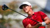 Der dänische Golf-Profi Thorbjörn Olesen während eines Turniers im amerikanischen Memphis im Juli 2019