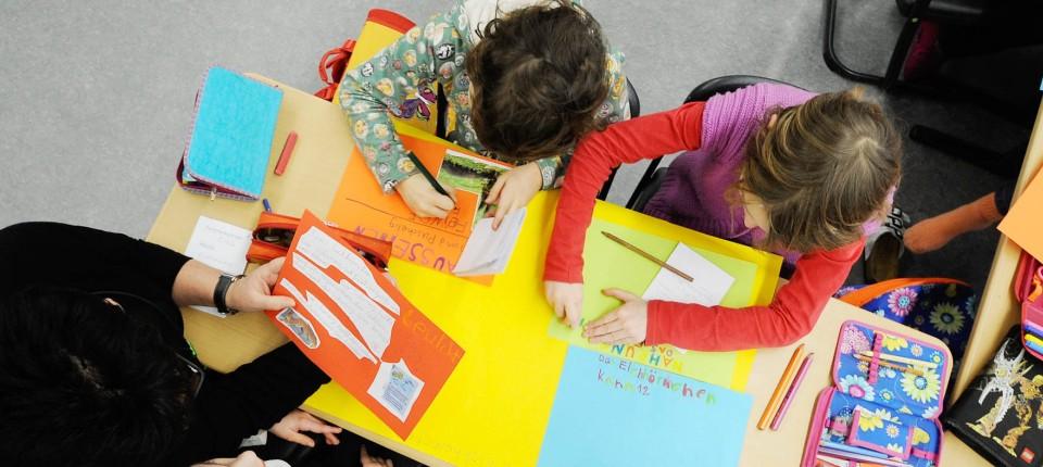 Schulbildung: Die allmähliche Integration der Inklusion - Inland - FAZ