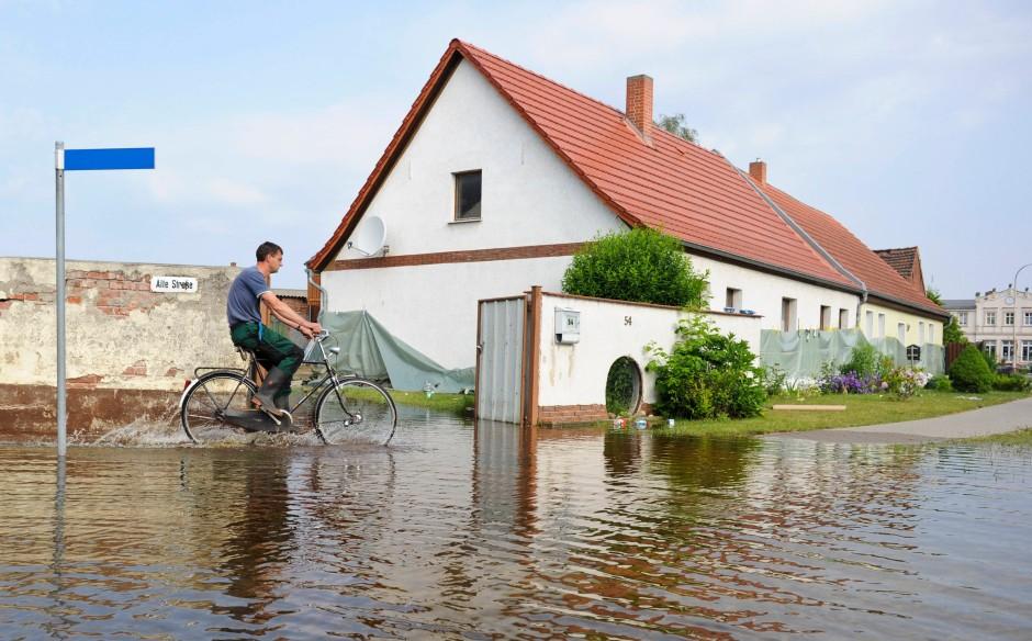 Hochwasser Norddeutschland