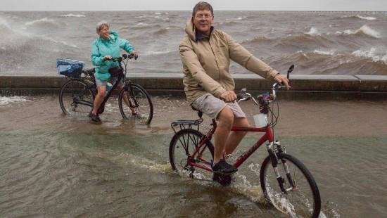 """Tropensturm """"Barry"""" verschont  Louisiana"""