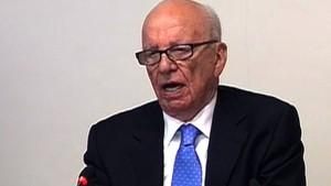 Murdoch bestreitet  Einflussnahme auf Politiker