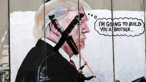 Zerstörer Trump