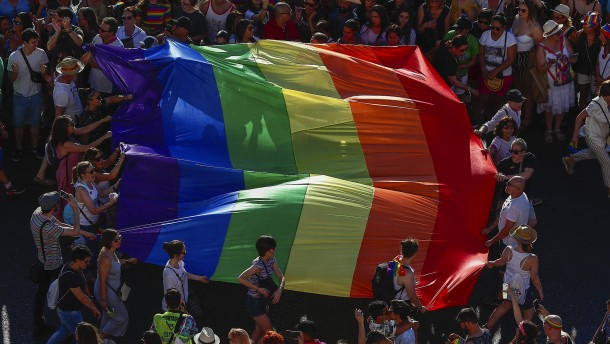 Die spanische Transgender-Bewegung feiert ein neues Gesetz