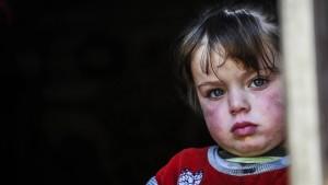 Unzählige Greueltaten gegen syrische Kinder