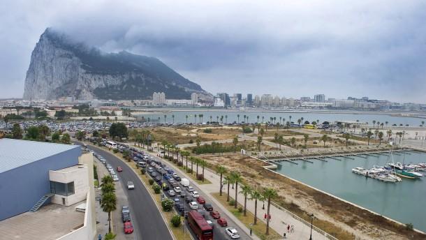 Spanien kündigt neue Sanktionen gegen Gibraltar an