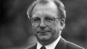 Lothar Späth ist tot