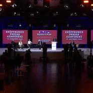 Etwas wehmütig: Die Eröffnungspressekonferenz der Buchmesse 2020