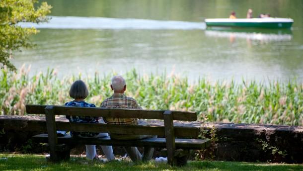 Die vier Wege der Altersvorsorge