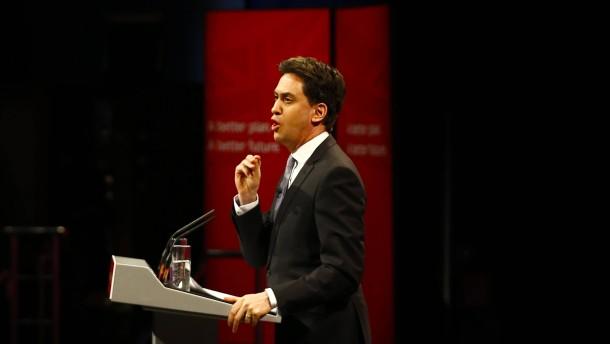 Antisemitische Kommentare gegen Ed Miliband