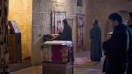 Auch das Christentum prägt die Türkei seit Jahrhunderten, wie hier in der Kapelle des Klosters Mor Gabriel bei Midyat. Allerdings stehen Christen zunehmend unter Druck.