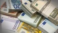 Steuereinnahmen um 7,3 Prozent gestiegen