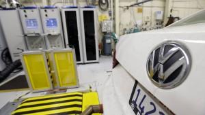 Texas verklagt Volkswagen