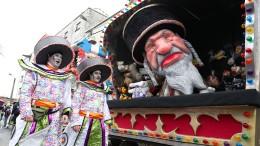 Streit um Karneval im belgischen Aalst