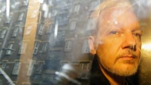 Neue Anklage gegen Wikileaks-Gründer Assange