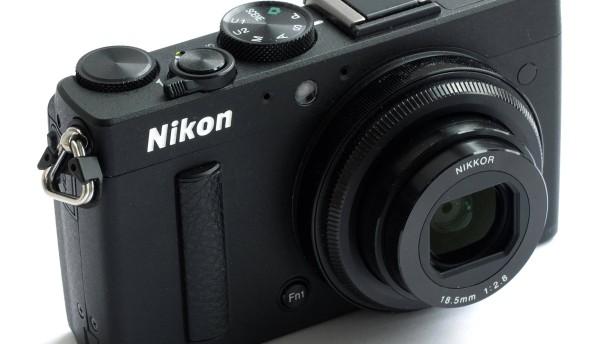 Unauffälligkeit à la Nikon