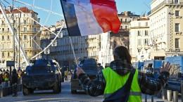 Macron geht in die Offensive